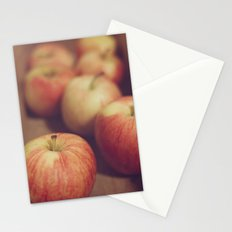 Apples Stationery Cards
