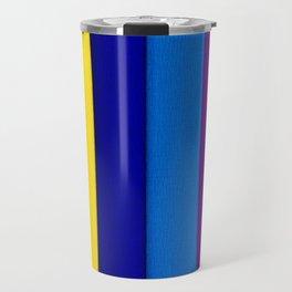 Crepe paper Travel Mug
