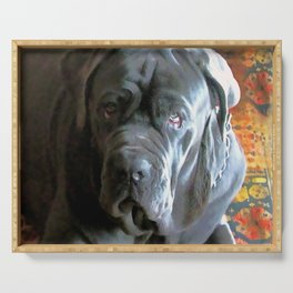 My dog Ovelix! Serving Tray
