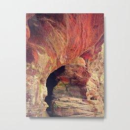 The Rock House 1 Metal Print