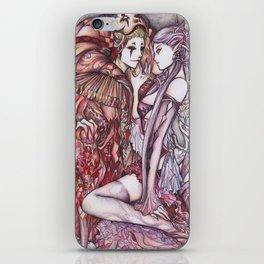 Devil & Jester iPhone Skin