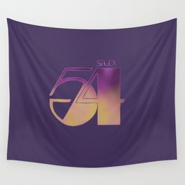 Studio 54 Wall Tapestry