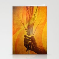 prometheus Stationery Cards featuring Prometheus by nosnop