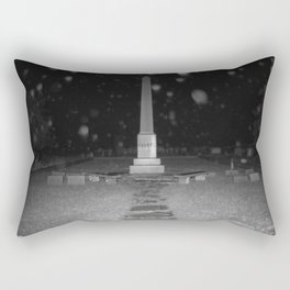Dramatic Obelisk Rectangular Pillow