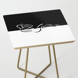 The Warrior ~ From Sinners And Saints ~ Pure Side Table