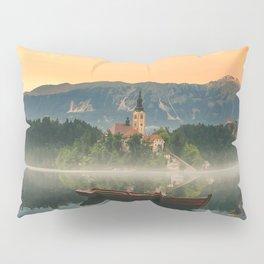 Golden Getaway Pillow Sham