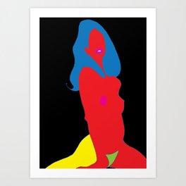 oh Wendy Art Print