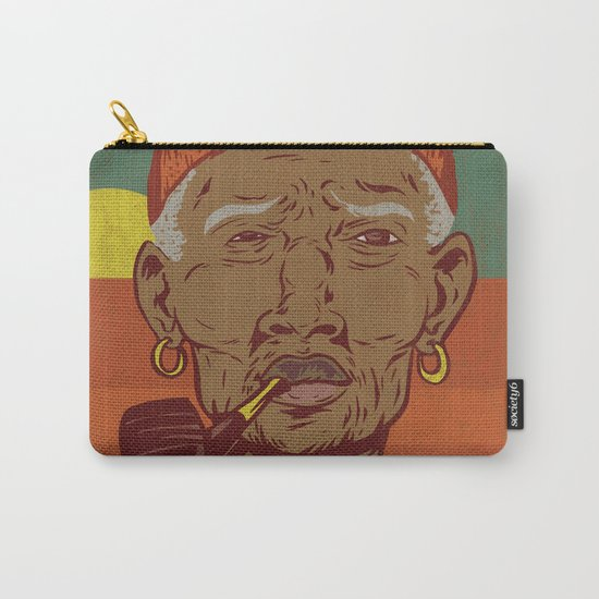 Modern Africa Carry-All Pouch