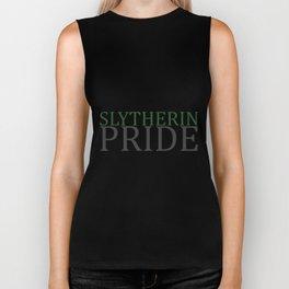 Slytherin Pride Biker Tank