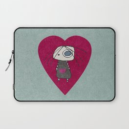 I Love You Just the Way You Are Laptop Sleeve