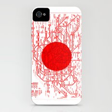 Modern Japan - Tokyo Slim Case iPhone (4, 4s)
