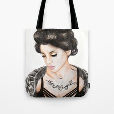 Christina Perri Tote Bag