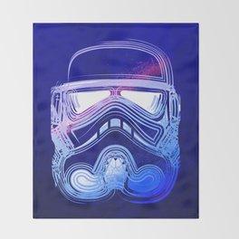 Pop Trooper Throw Blanket