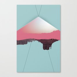 Dweller's Pinnacle Canvas Print