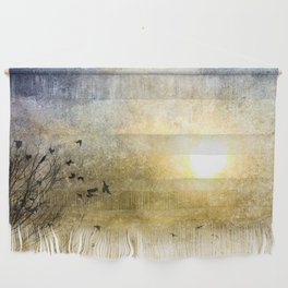 New Day Yesterday Wall Hanging