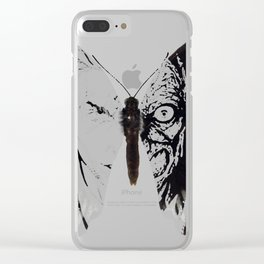 Butterfly Effect Clear iPhone Case
