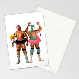 Muchas Macho Stationery Cards