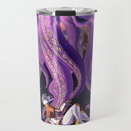 Space Vixen - Diplomatic welcome Travel Mug