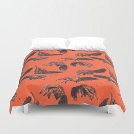 Anteaters Duvet Cover