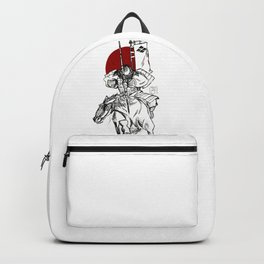 The Samurai's Charge Backpack