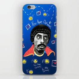 The Unhealthy Relationship iPhone Skin