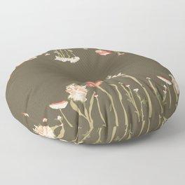 Floralz #57 Floor Pillow