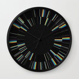 Light Spectrum Wall Clock