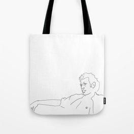 Jeff Goldblum Tote Bag