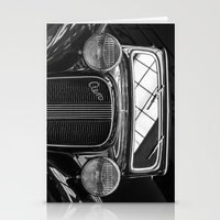 car Stationery Cards featuring Car by Veronika
