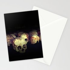 Killing fields Stationery Cards