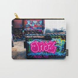 Amazed Grafitti Carry-All Pouch