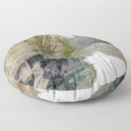 Brügge - Belgium Floor Pillow