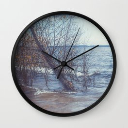 Lost On You Wall Clock