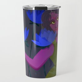 Dance Through the Lilies Travel Mug
