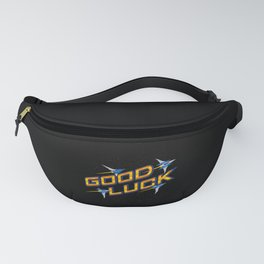 Good Luck Fanny Pack