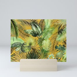 Tropical Foliage 06 Mini Art Print