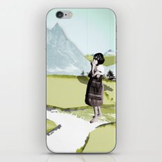 somewhere iPhone & iPod Skin