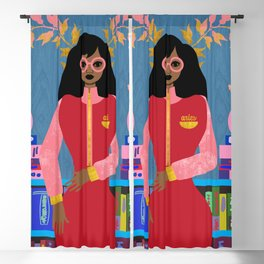 Aries Room Blackout Curtain
