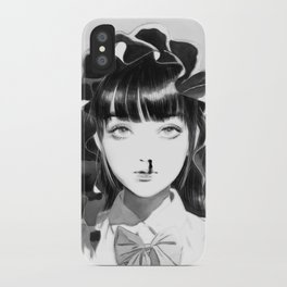 WAKAME001 iPhone Case