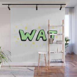 WAT Wall Mural