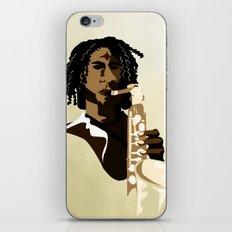 Sax Me Up iPhone & iPod Skin