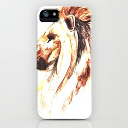 Aslan's Father iPhone Case