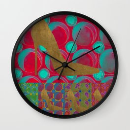 Stiletto Pop Wall Clock