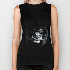 Lion spy logo blanc urban fashion culture Jacob's 1968 Paris Agency Biker Tank