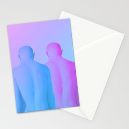 Together Alone Stationery Cards