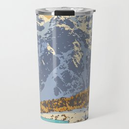 Banff National Park Travel Mug