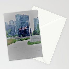 Long Island City Sign Stationery Cards
