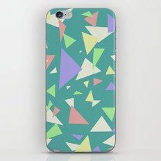 Triangl'd  iPhone & iPod Skin