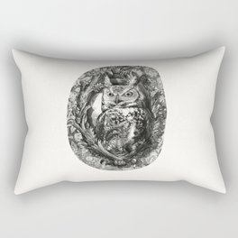 Nightwatch - by Eric Fan and Garima Dhawan  Rectangular Pillow