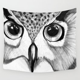 mysterious owl Wall Tapestry